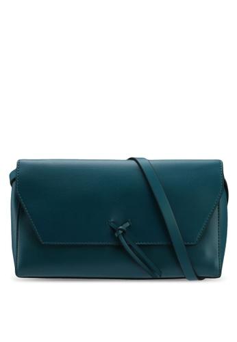 Esprit green Crossbody Handbag FA590ACF558554GS_1