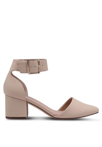 Call It Spring beige Agraleria Heeled Shoes 2D35DSHAC95331GS_1