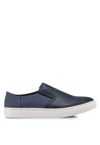 North Star blue Slide-On Sneakers 912D4SH3D7E5B9GS_1
