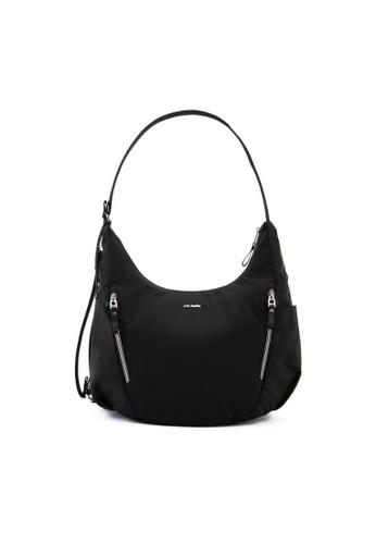Pacsafe black Pacsafe Stylesafe Anti-Theft Convertible Crossbody Bag (Black) 1991CACFAFBA63GS_1
