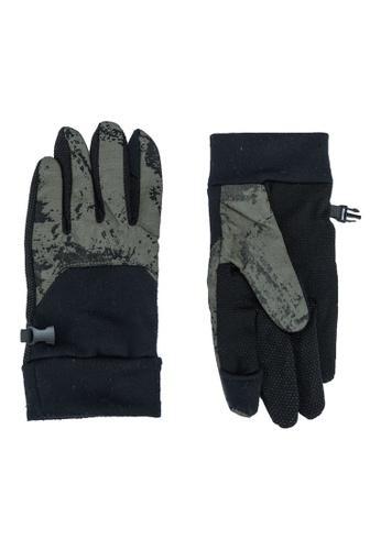 niko and ... green Textured Gloves 116B8AC5725E23GS_1