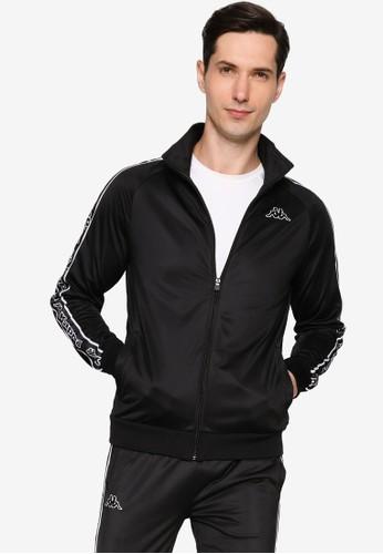 Kappa black Kappa Sport Jacket 85E70AAE16D93BGS_1