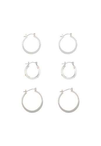 Call It Spring silver Edilaveth Earrings 5DAECACF183257GS_1