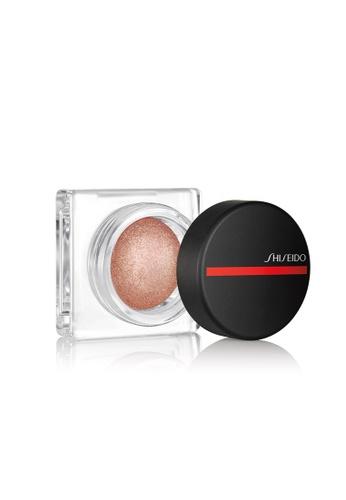 Shiseido gold Makeup Aura Dew,03 Cosmic 99D25BE5D4396EGS_1