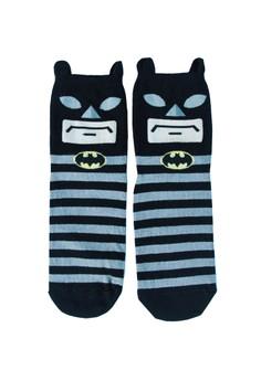 Striped Heroes Socks