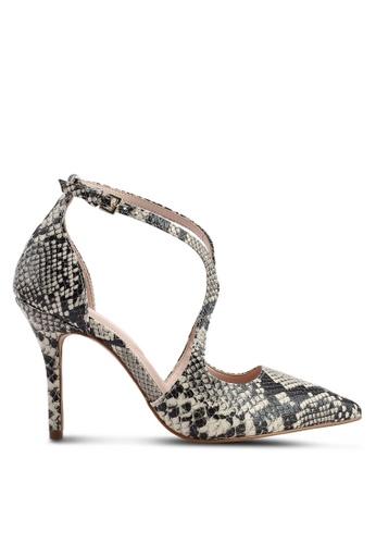 ALDO 米褐色 Loverani 高跟鞋 41C16SH9C9A817GS_1