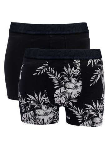 Superdry black Boxer Double Packs - Sportstyle Code F1F23US2622B5CGS_1