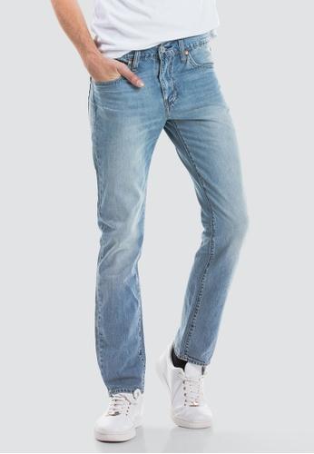 Levi's blue Levi's 511™ Slim Fit Warp Stretch Jeans F3AA5AA555DEE8GS_1