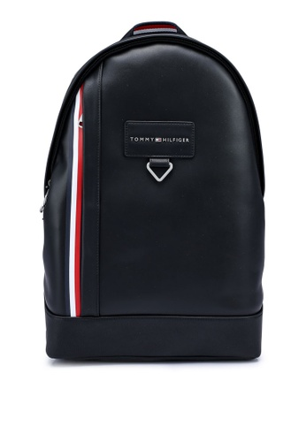 Tommy Hilfiger black Th Metropolitan Backpack A6D7BAC1C25DB2GS_1