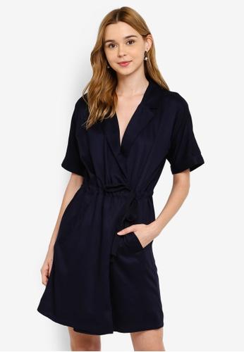 2e568065 Buy Vero Moda Harper Short Wrap Dress Online on ZALORA Singapore