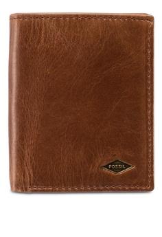 ce295cd3c06 Fossil brown Ryan RFID Wallet ML3731201 FFE5BAC8F6A51EGS 1