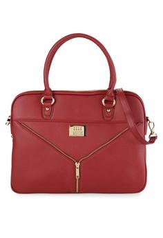 Elle 40653-20 Handbag - Burgundy