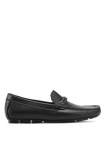 ALDO black Fildes Moccasin Shoes F5C65SH19D99CCGS_1