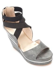 Geena Wedges Sandals