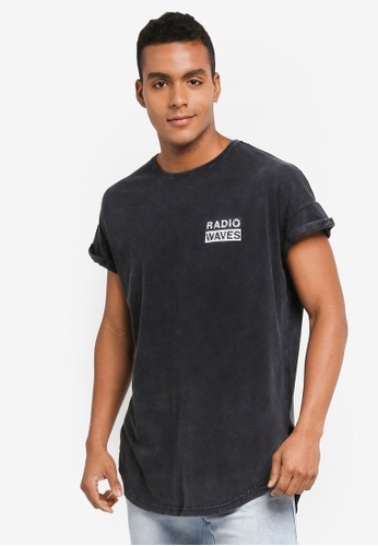 Factorie black Shaded Curved Cap Tee 07452AAE4628E4GS_1