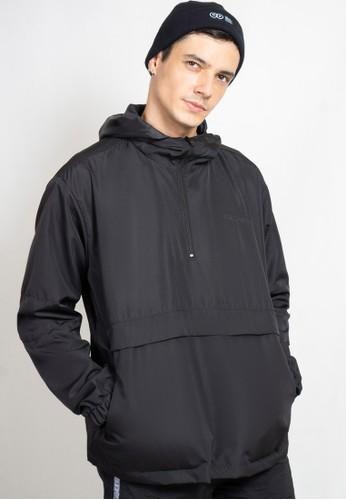 Ocwa Studio black OCWA Men Smile Black Jacket E4D71AA12700B2GS_1
