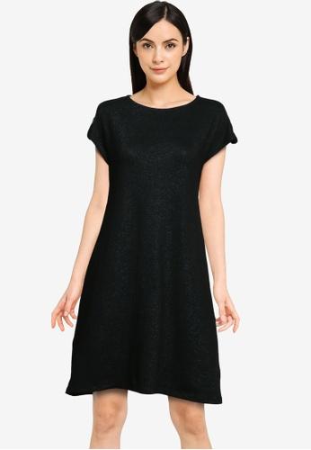LC Waikiki black Jersey Dress 27915AA526C9BFGS_1