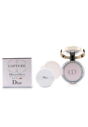Christian Dior CHRISTIAN DIOR - Capture Dreamskin Moist & Perfect Cushion SPF 50 With Extra Refill - # 030 (Medium Beige 2x15g/0.5oz 695B0BEB901DDFGS_1