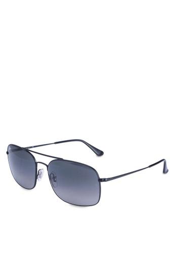 Ray-Ban grey Ray-Ban RB3611 Sunglasses 10FC4GL261E4D1GS_1