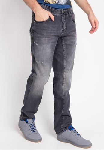 Emba Jeans grey Jugger Nut One EM205AA0VMJVID_1