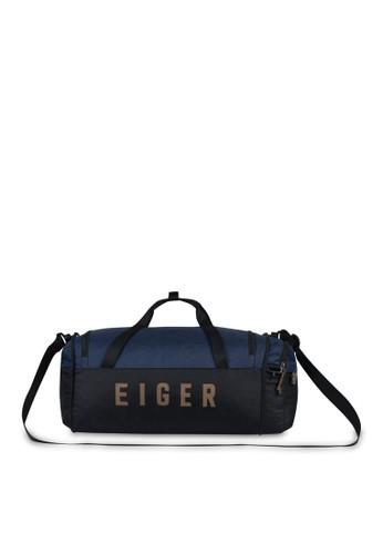 Eiger black 1989 Distend Duffle Bag 25L 972D9ACC750897GS_1
