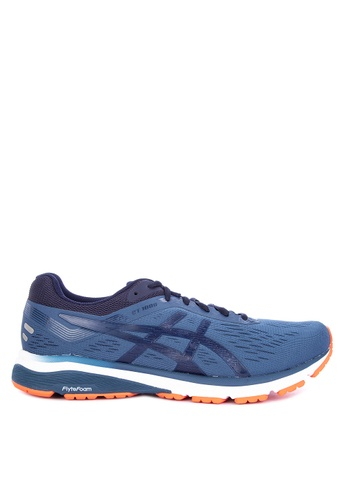 Asics navy Gt-1000 7 Sneakers 141FCSHE669F84GS_1