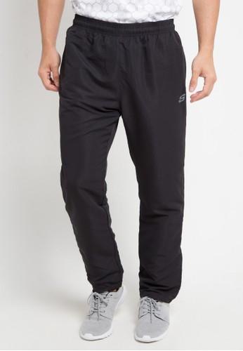 Skechers black Basic Pant FBD38AA5589BEEGS_1