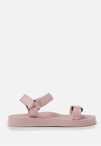 Rubi pink Stormy Sporty Sandal A6EAASH9326EAEGS_1