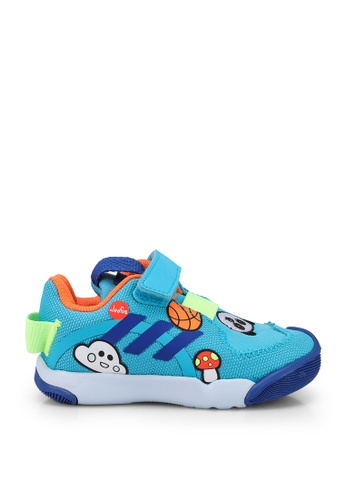 ADIDAS blue activeplay cleofus shoes 1A681KSFF37340GS_1