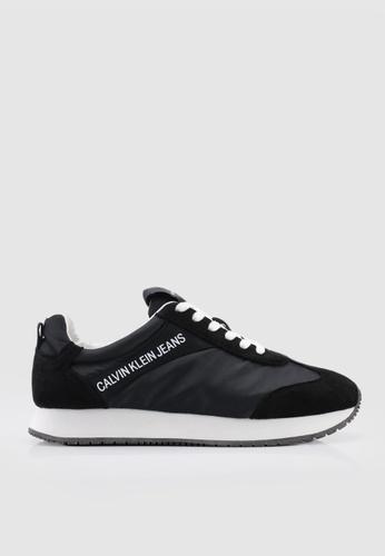 Calvin Klein black Jerrold Sneakers F255DSHBB30409GS_1