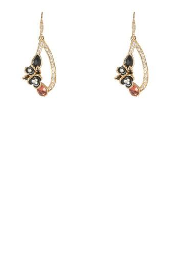 Hollowesprit台灣網頁 Frame Earrings, 韓系時尚, 梳妝