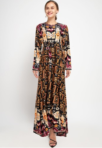 Covering Story black Sally Dress F1D3EAAE4AD347GS_1