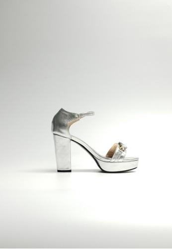 Lara silver Women Mid Heel FC301SHD1F6F53GS_1