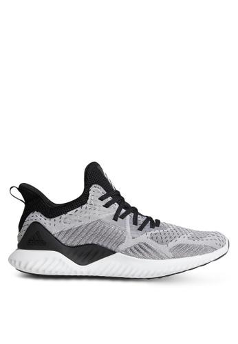 adidas white adidas alphabounce beyond AD372SH0SUOBMY_1