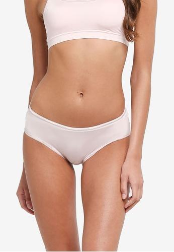 Calvin Klein beige Hipster Panties - Calvin Klein Underwear F1A45USDD51CEDGS_1
