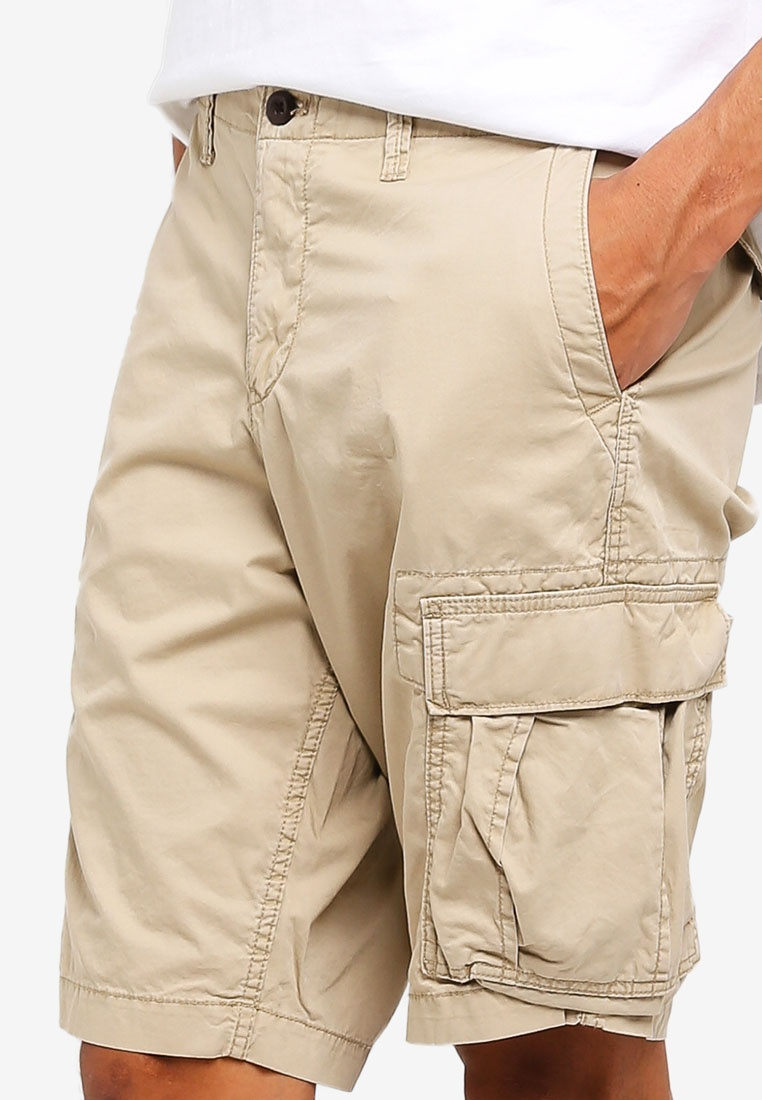 Khaki Shorts Iconic Cargo GAP 12