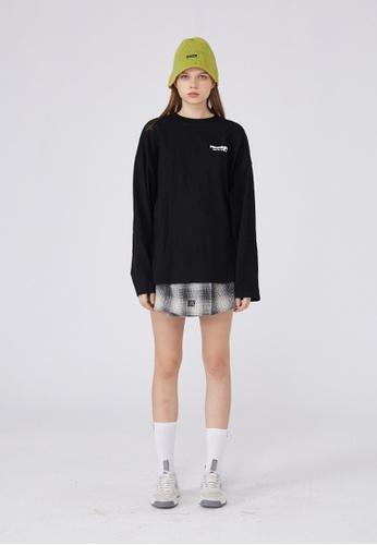 Twenty Eight Shoes Trend Printed Lovers' sweater H0014 EDD07AA42FFF3FGS_1