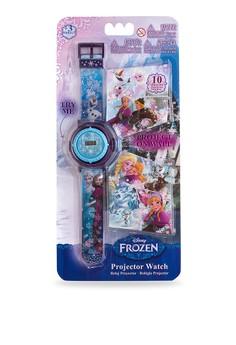 Disney Frozen Projector Watch FRRJ13-15