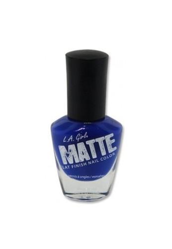 L.A Girl blue La Girl Matte Indigo 46B56BE1427200GS_1