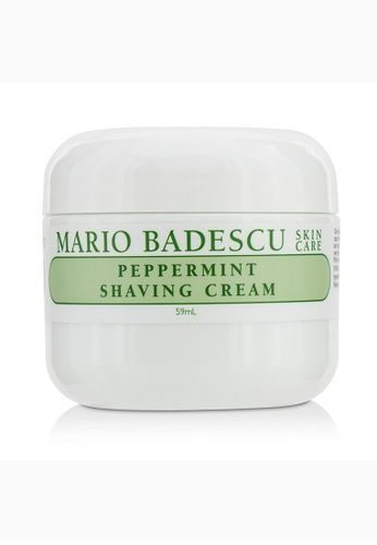 Mario Badescu MARIO BADESCU - Peppermint Shaving Cream 59ml/2oz 734EABEA0983DFGS_1