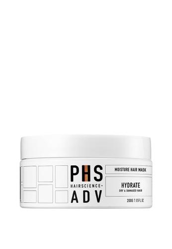 PHS HAIRSCIENCE PHS HAIRSCIENCE ADV Moisture Hair Mask (For Dry & Damaged Hair) 200g A6E3BBE5FD4CEFGS_1