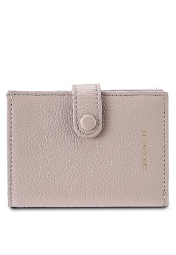 Coccinelle 粉紅色 Easy 口袋皮包 44ADFAC1DE3DF8GS_1