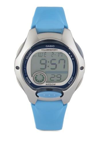 Casio blue Women Digital Watches LW-200-2BVDF CA347AC0V9HVID_1