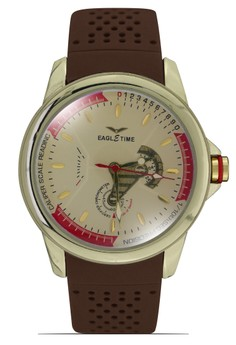 Eagle Time Men's Analog Watch 9376