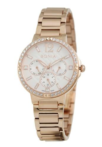 BONIA gold Bonia - BP10433-2515S - Jam Tangan Wanita - Rosegold 6AF63AC82C1313GS_1