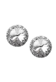 Emeria Silver Earrings