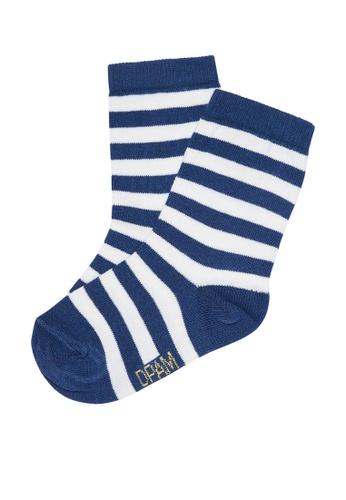 Du Pareil Au Même (DPAM) navy Navy Socks 19318KADA7428FGS_1