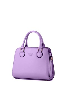 Shunabasha Kl16039 Leather Handbag Shoulder Bag image