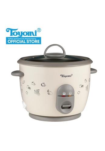 Toyomi Toyomi RCA 50 Rice Cooker 2.2L 3F70AHL467CDE7GS_1