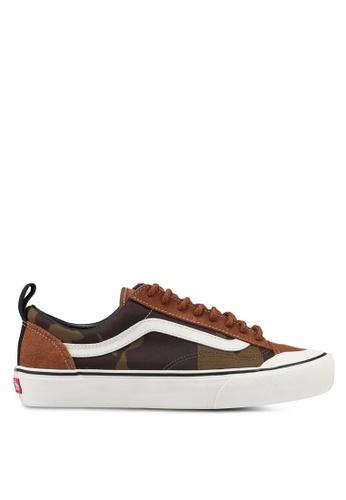 VANS brown Style 36 SF Sneakers D9174SH2F7484CGS_1